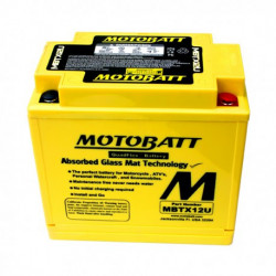 Motobaterie MOTOBATT MBTX12U  14 Ah