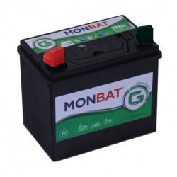 Monbat Green Power 28 Ah Levá